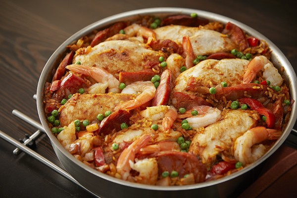 CHICKEN PAELLA