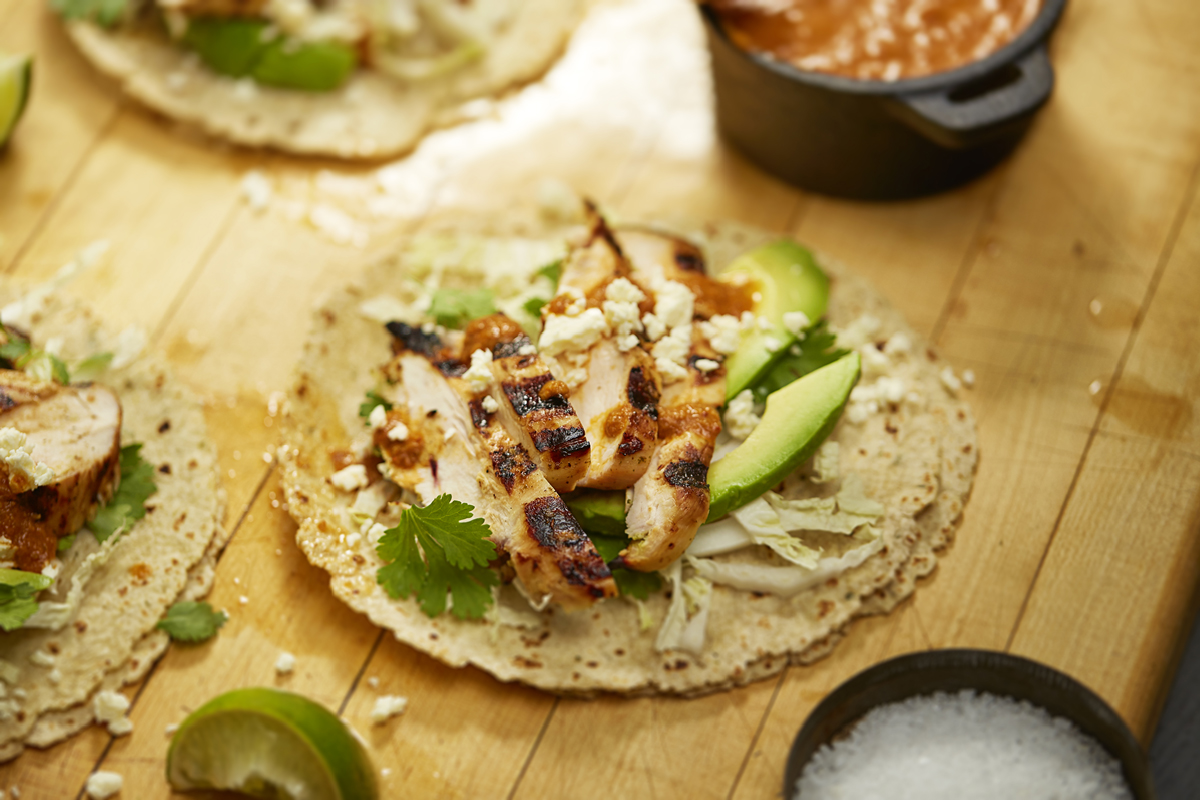 TEQUILA LIME CHICKEN TACOS | Manitoba Chicken