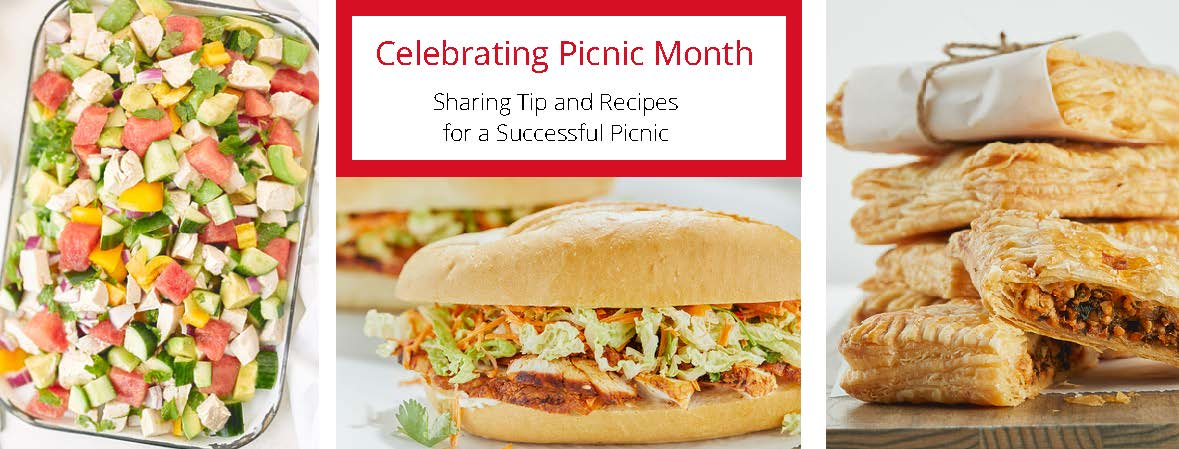 JULY IS NATIONAL PICNIC MONTH